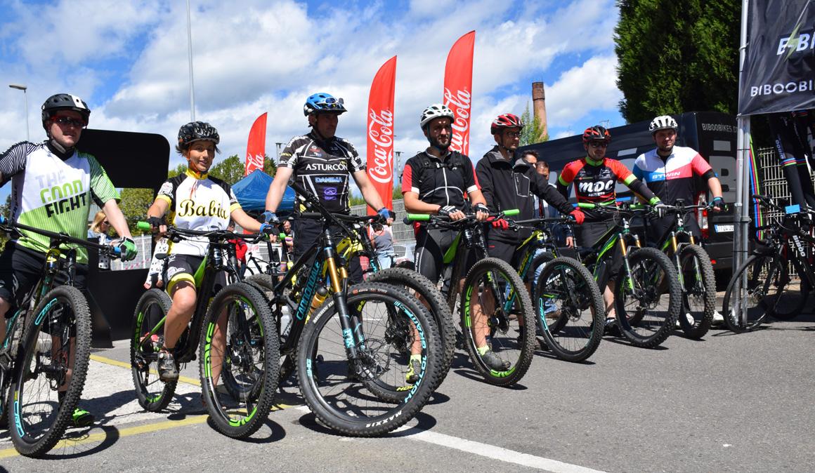 Bicispace: la auténtica fiesta de la bicicleta