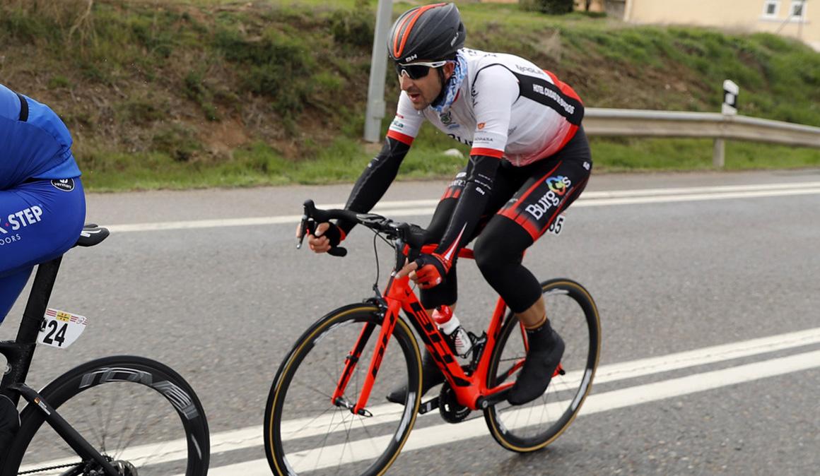 Diego Rubio: ciclismo en presente