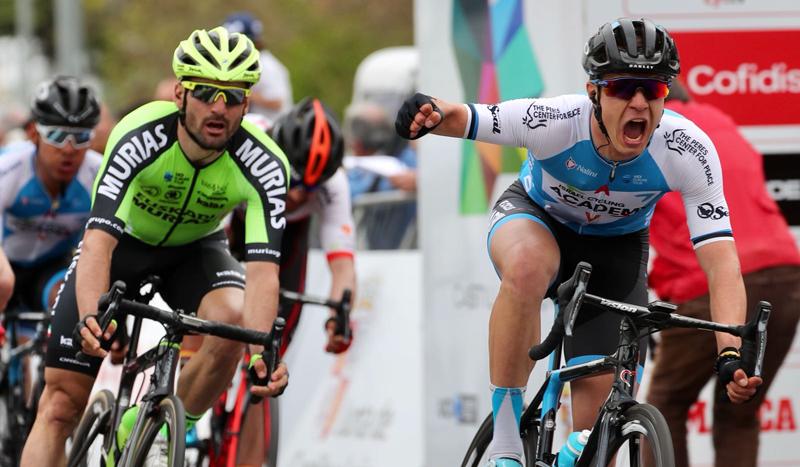 Räim endulza al Israel Cycling y amarga al Murias en Palencia