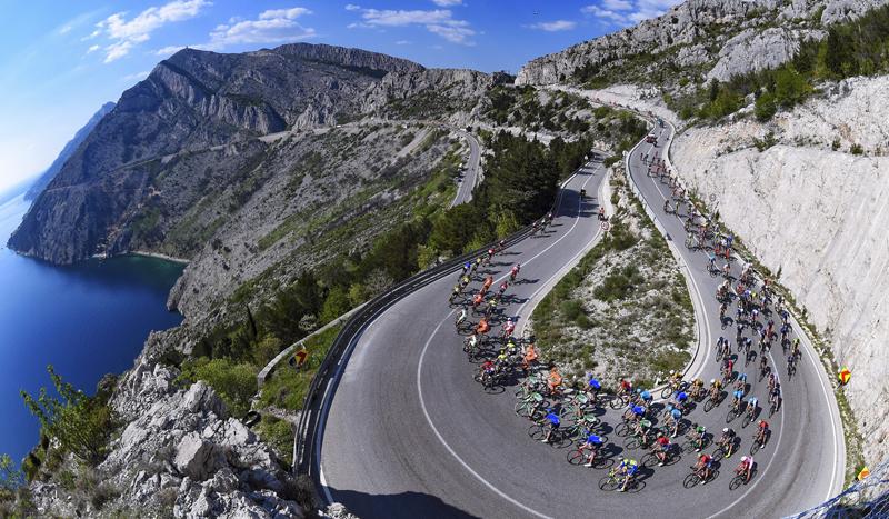 Los hermosos paisajes del Tour de Croacia