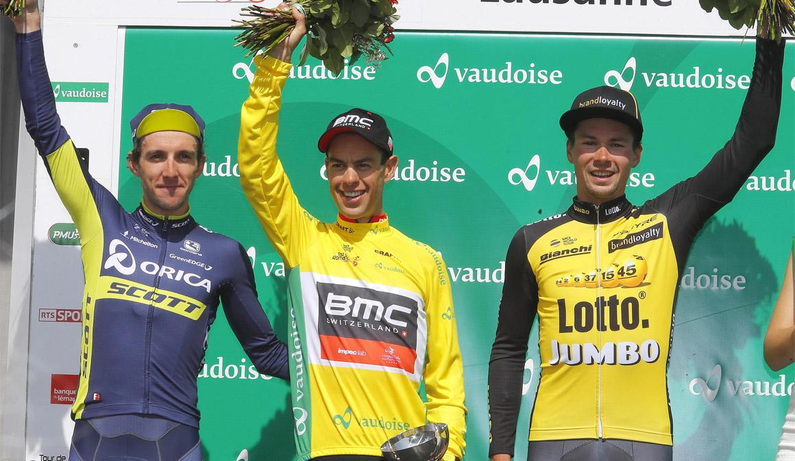 Tour de Romandía: mucha montaña en la última vuelta WT antes del Giro