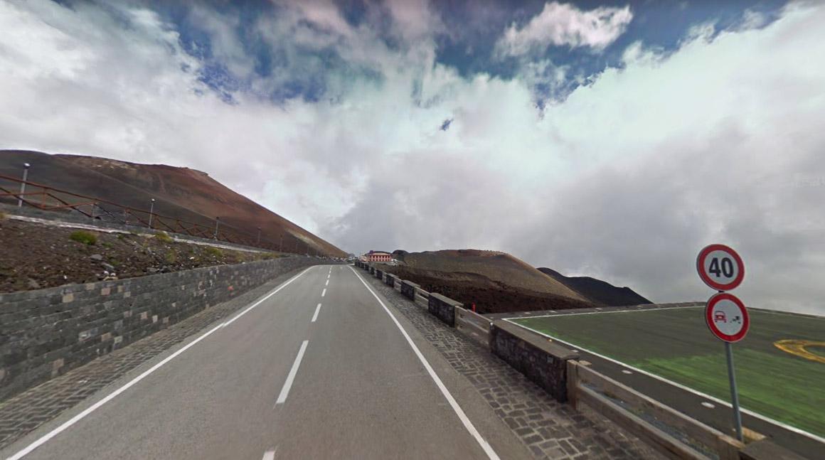 Etna por Ragalna