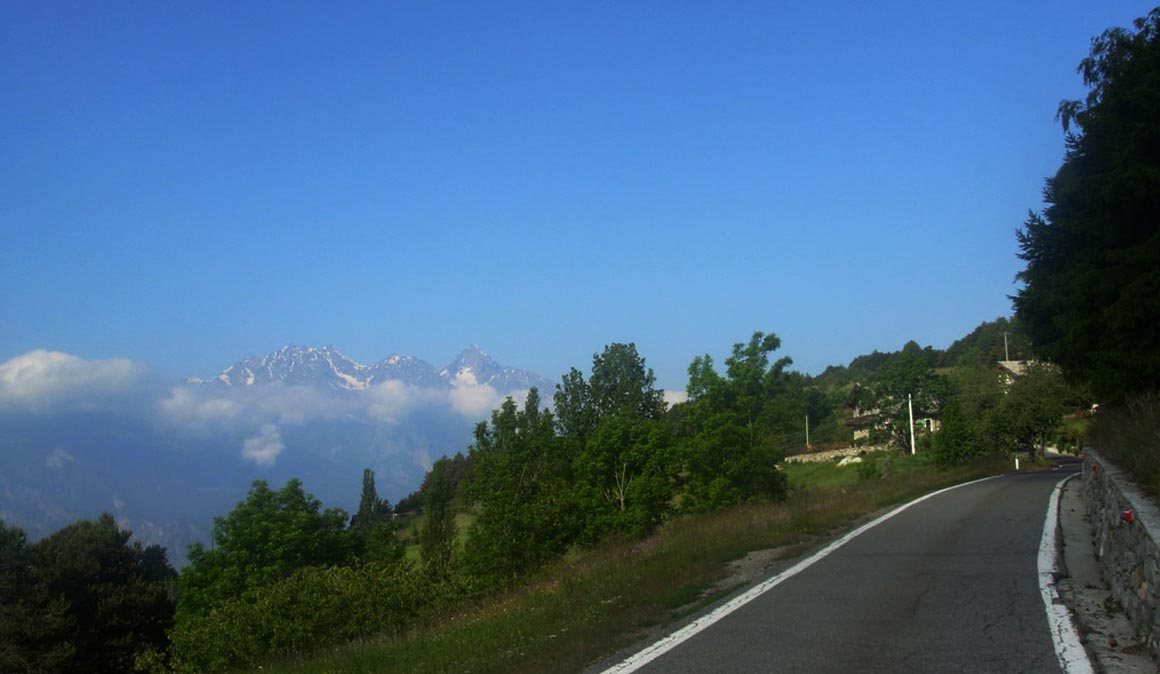 Col de Saint Pantaleon