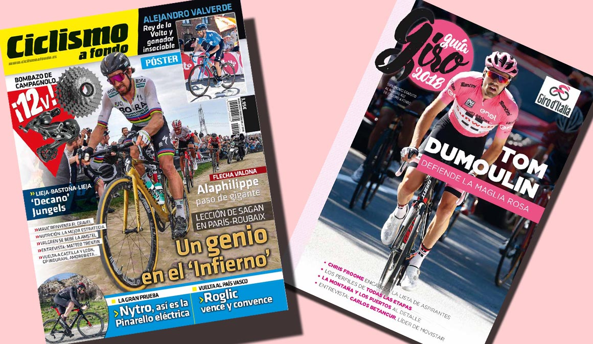 ¡Ciclismo a Fondo 402 ya a la venta!