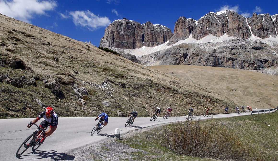 La motaña del Giro de Italia 2018