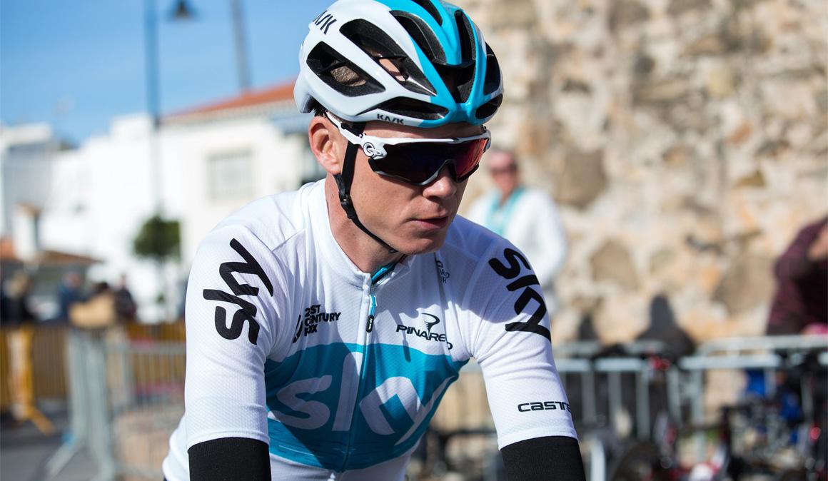 """Froome: """"Estoy ansioso por comenzar el Giro tras casi una década de ausencia"""""""