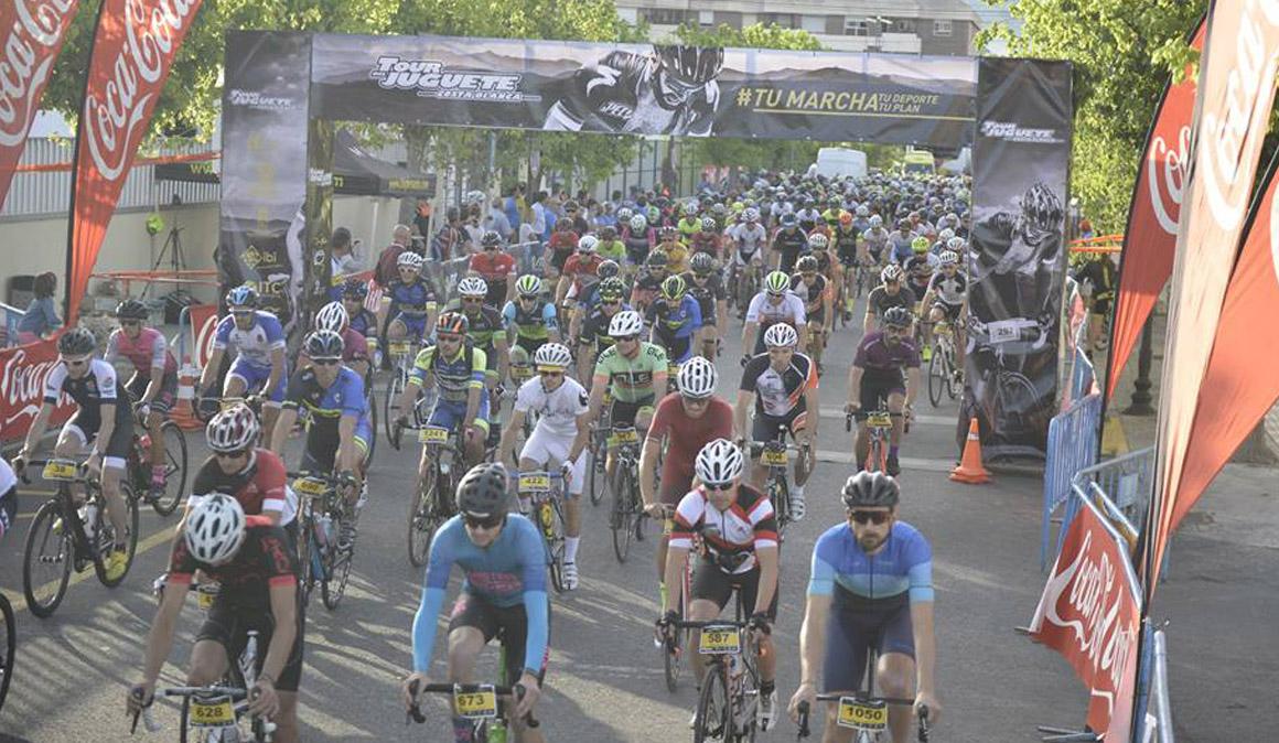 El Tour del Juguete ya supera los 1.500 inscritos
