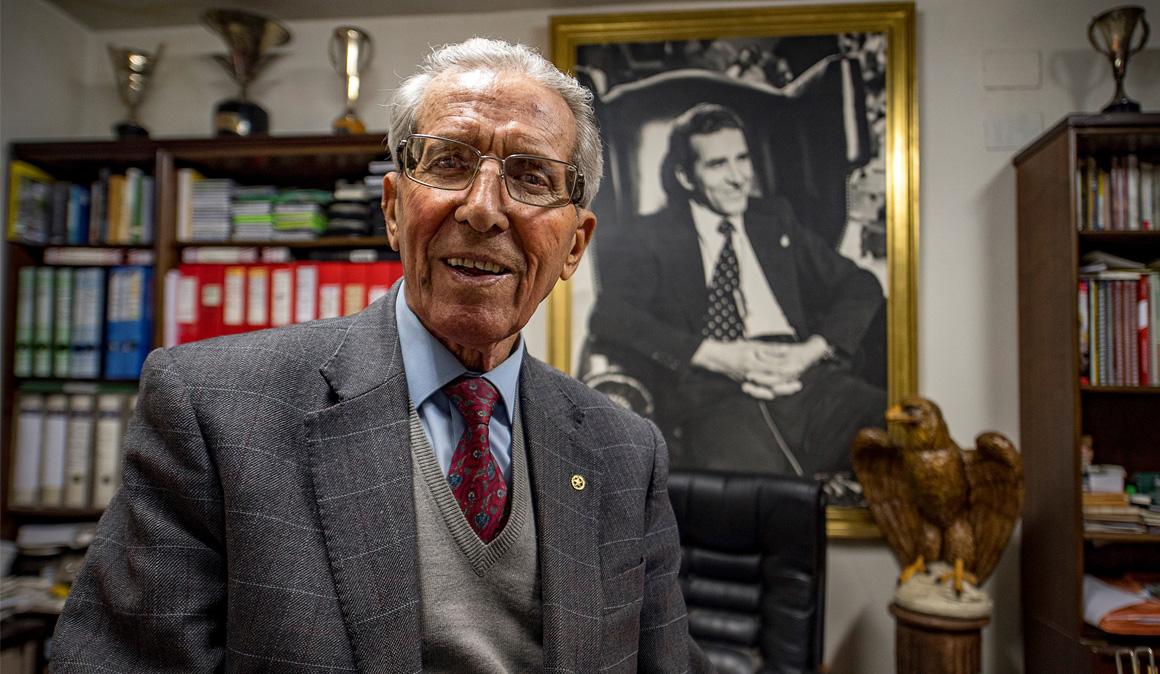 Toledo rendirá homenaje a Bahamontes con una escultura casi a tamaño real