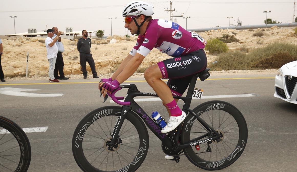 Elia Viviani, el más rápido y el más transgresor