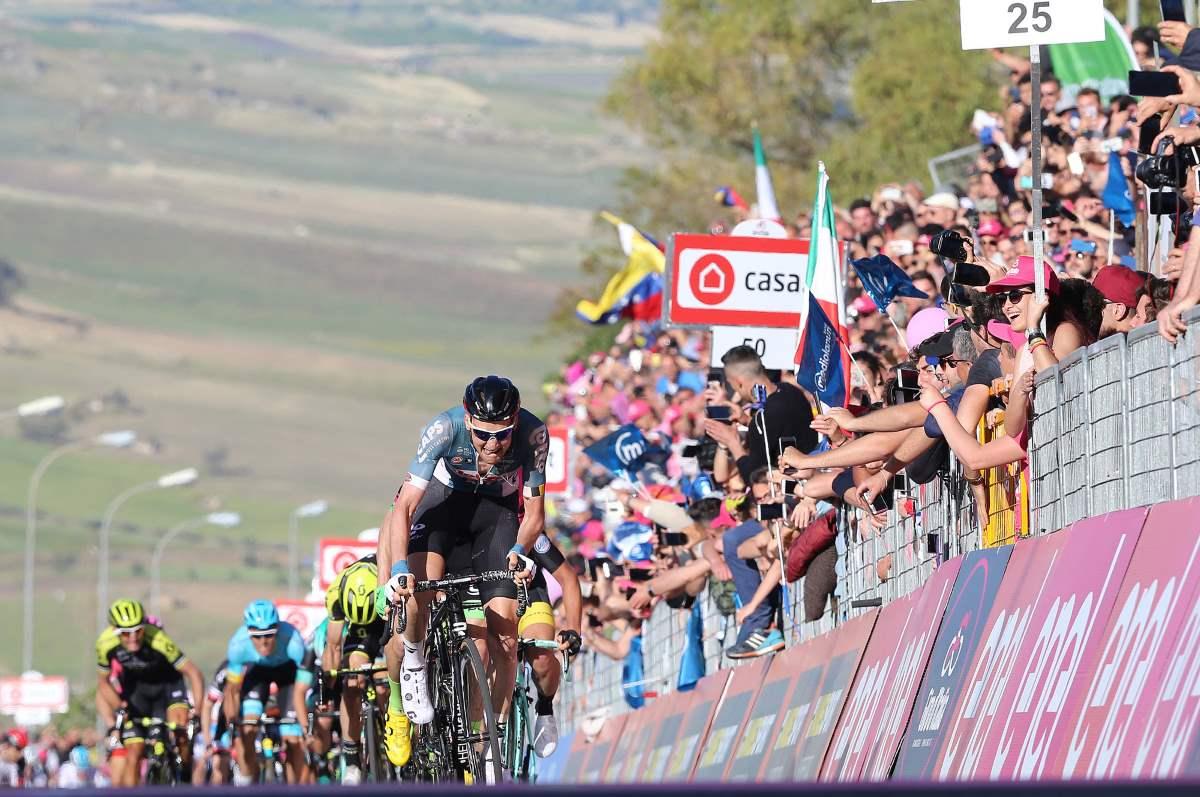 Giro de Italia, 4ª etapa: la autoridad de Tim Wellens
