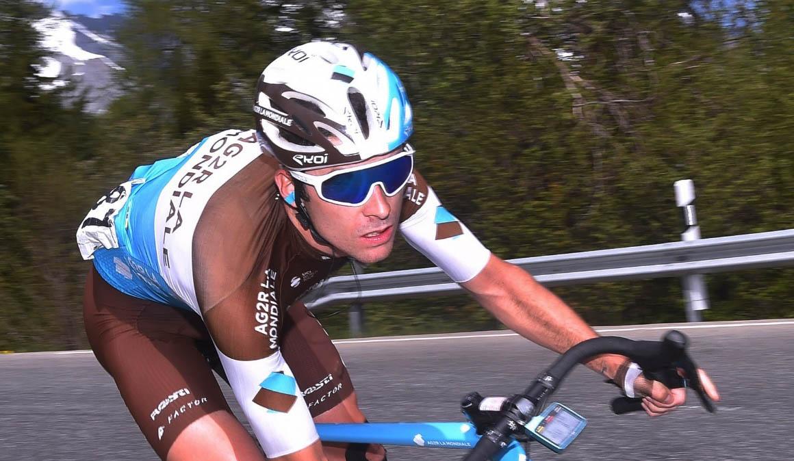Gafas Shifter Bollé, con el Ag2r La Mondiale en el Giro