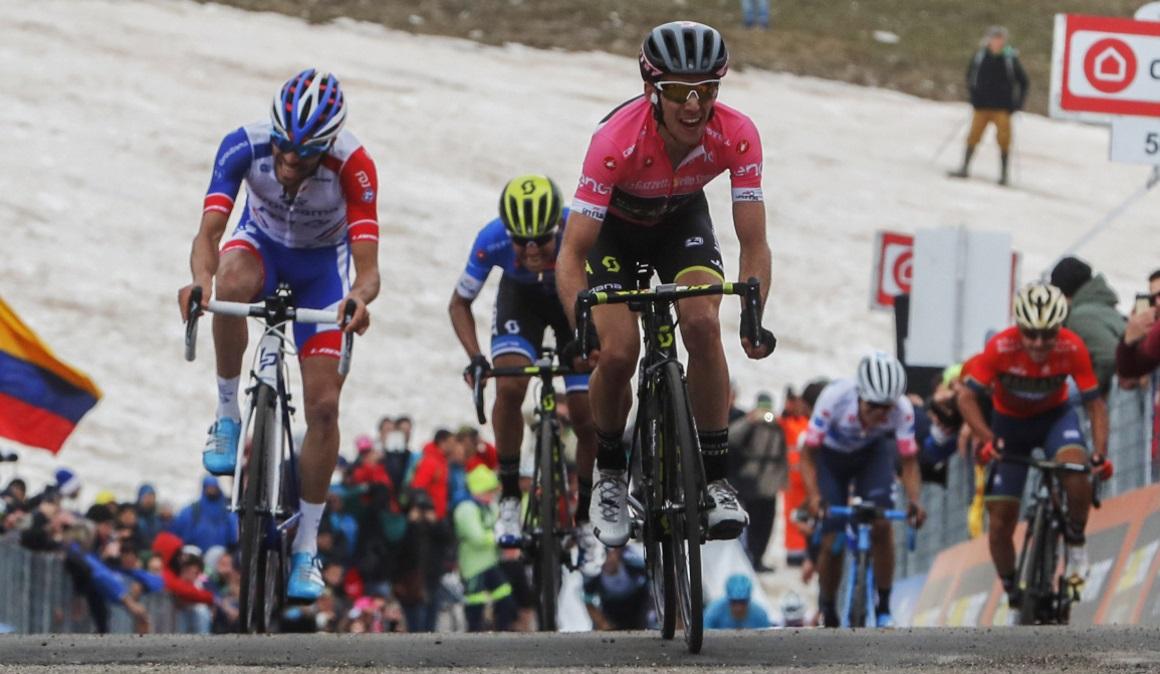 Lo mejor del Giro 2018 en imágenes