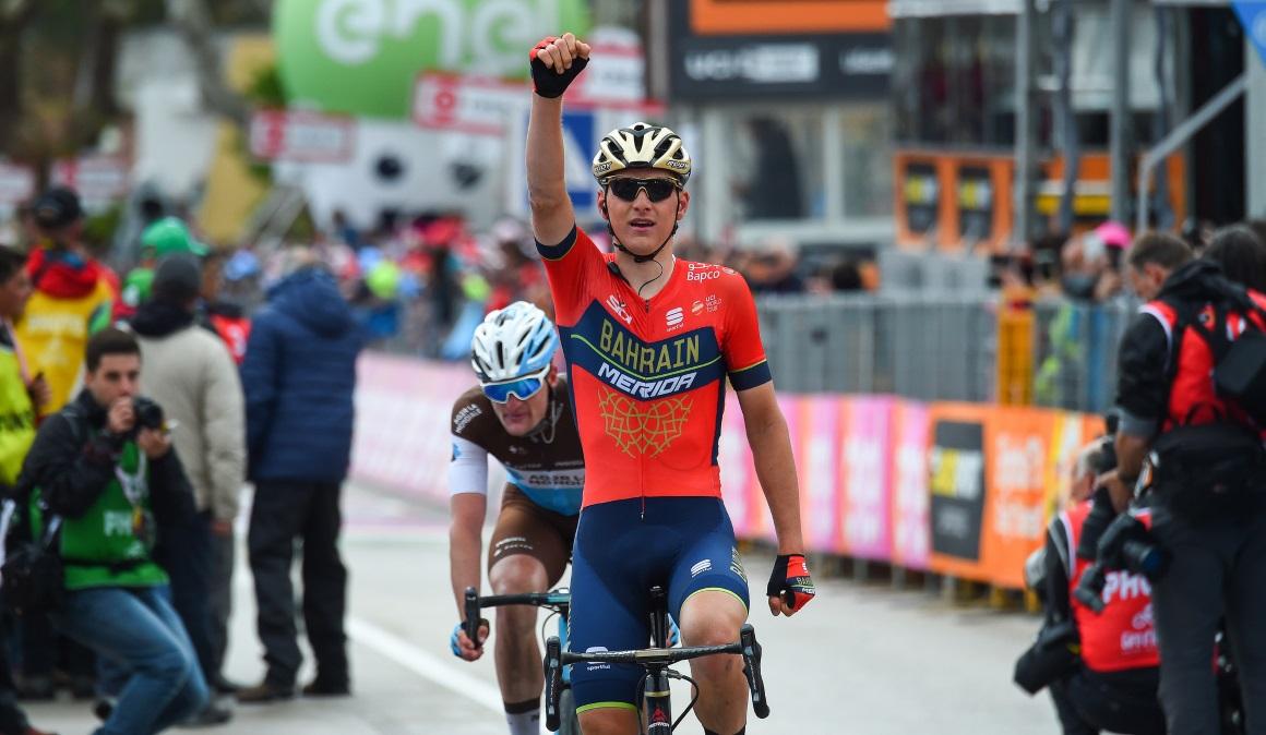 Giro: Mohoric gana; Chaves dice adiós a sus opciones