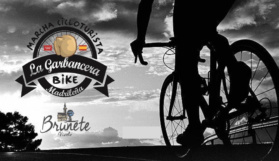 Marcha Cicloturista la Garbancera Bike Madrileña