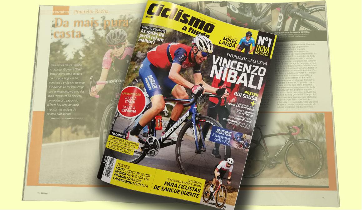 Ciclismo a Fondo también en portugués
