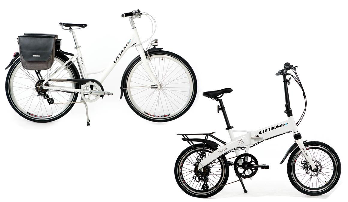Ibiza Dogma y Berlín, unas E-Bike diferentes