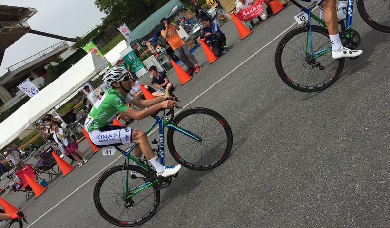 El madrileño Marcos García, ganador de la Vuelta a Japón
