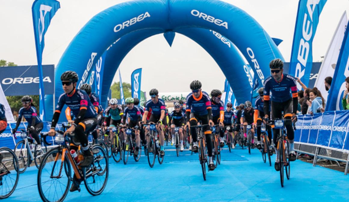 2.700 participantes en la III Orbea Gran Fondo