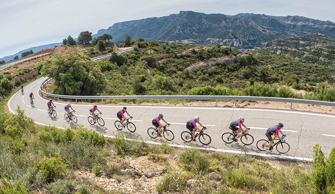 8.000 ciclistas disputan este domingo la V Polar Gran Fondo La Mussara
