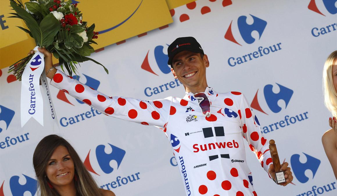 Carrefour dejará de patrocinar al Tour de Francia en 2019