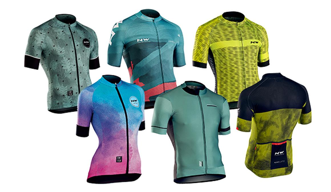 Northwave presenta su colección de maillots de verano