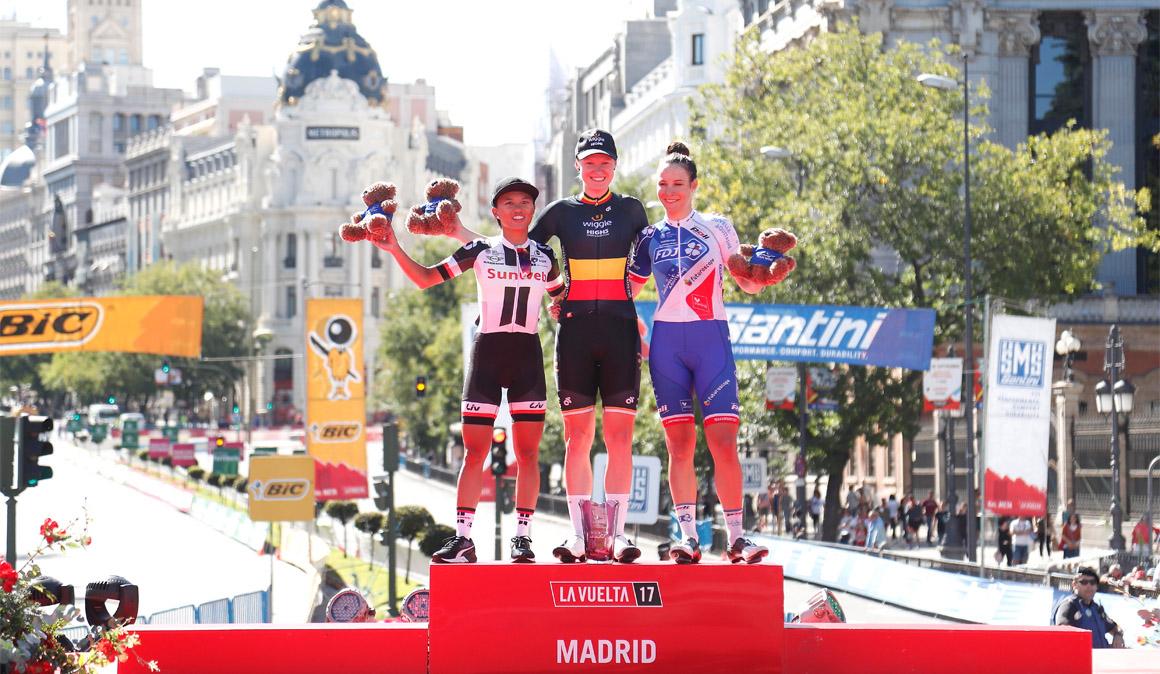 La prueba femenina de La Vuelta tendrá dos etapas