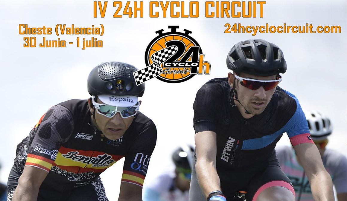 Programa de las 24 horas Cyclo Circuit