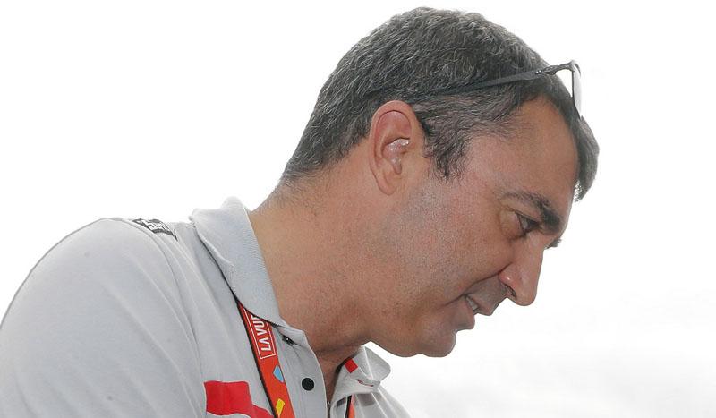 """Javier Guillén: """"La personalidad de la Vuelta ha cambiado y crecido"""""""