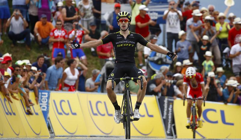 Geraint Thomas prolonga el idilio del Sky con el Criterium du Dauphiné