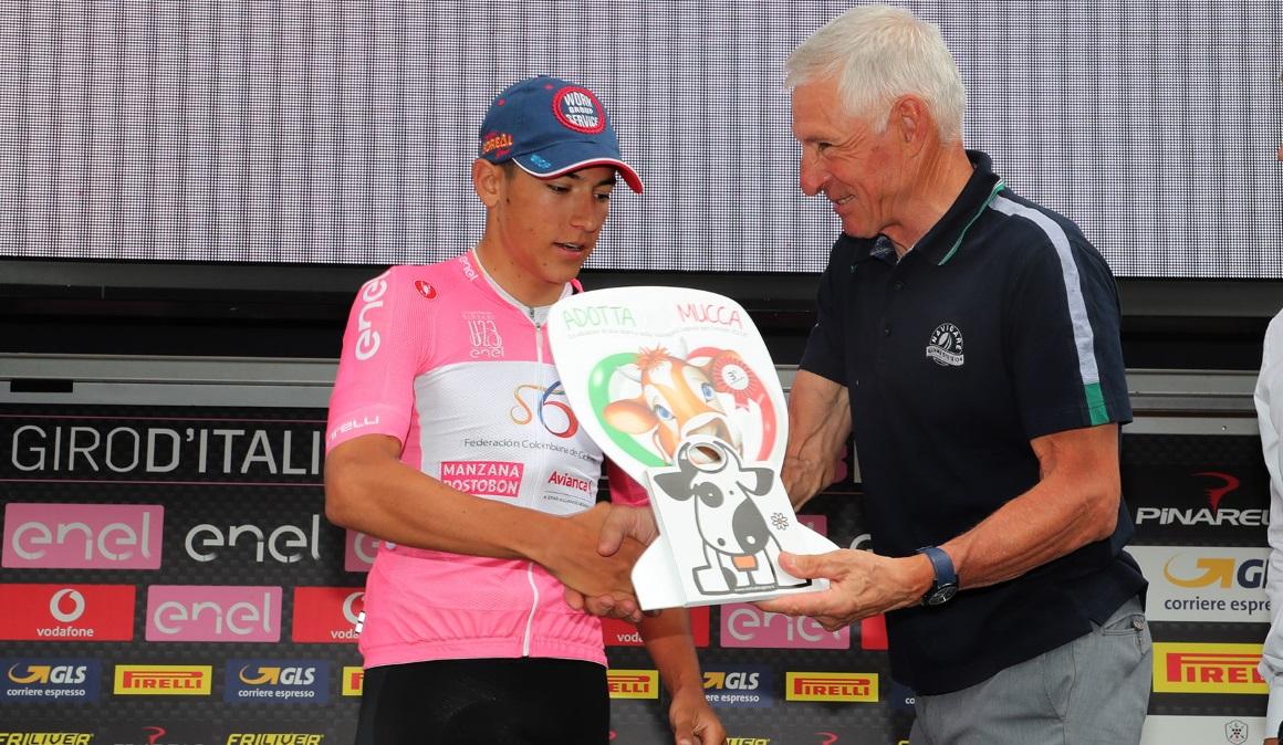 Giro sub´23: ciclismo en mayúsculas y a toda velocidad