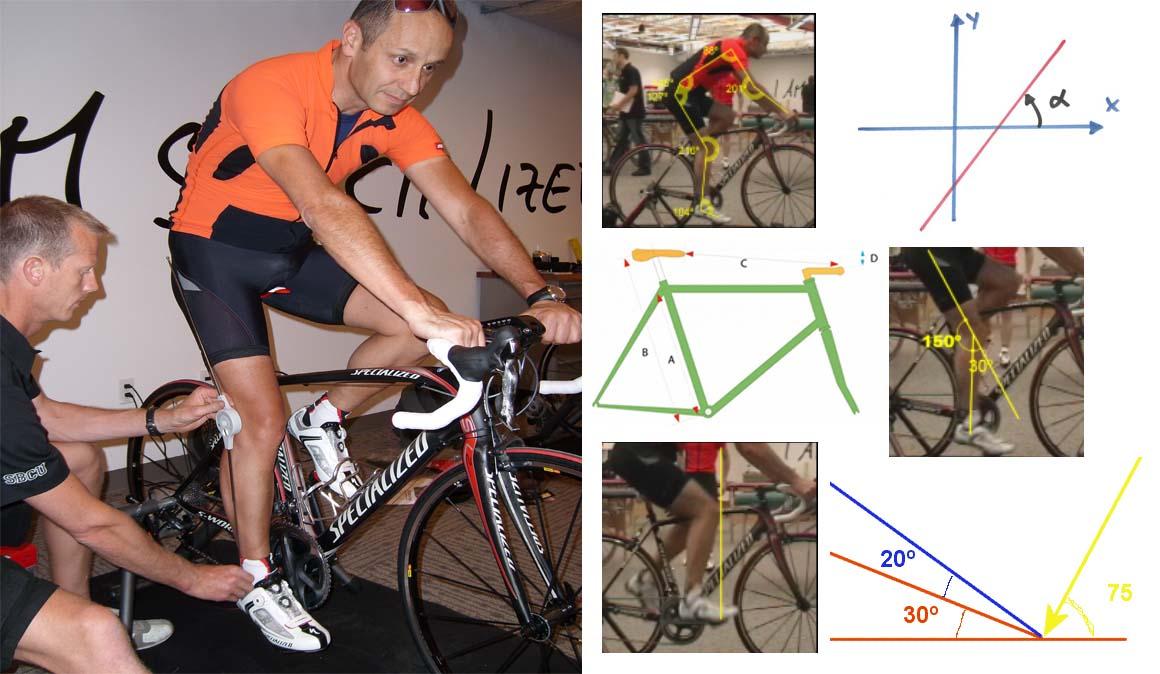 INFORME: todo sobre la biomecánica en la bicicleta