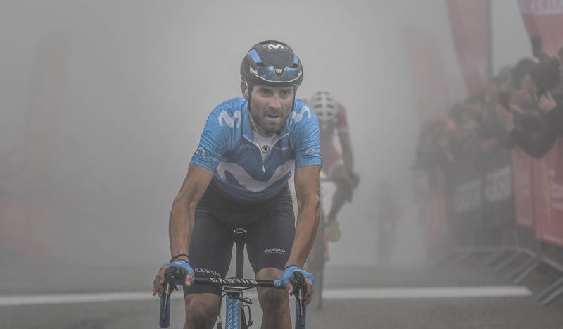 Etapa y liderato para Alejandro Valverde en la Route d´Occitanie