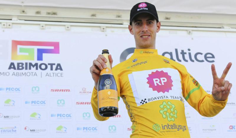 Óscar Pelegrí se impone en la general final del GP Abimota portugués