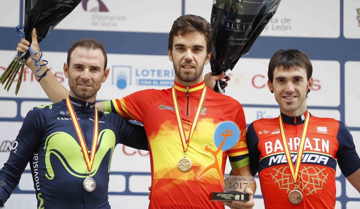 Eurosport retransmitirá el Campeonato de España de Carretera