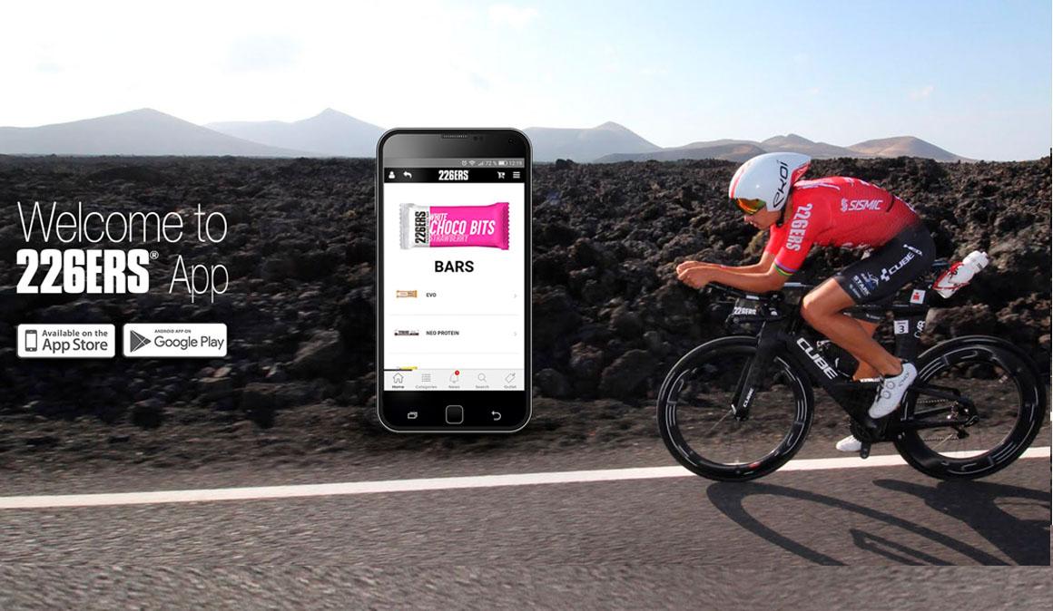 Nueva aplicación móvil 226ERS
