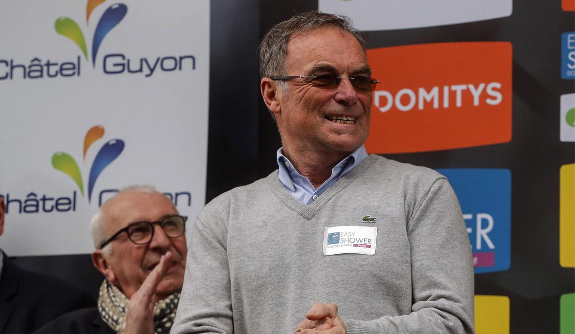 """Hinault: """"Los ciclistas deberían ir a la huelga para protestar por la presencia de Froome en el Tour"""""""