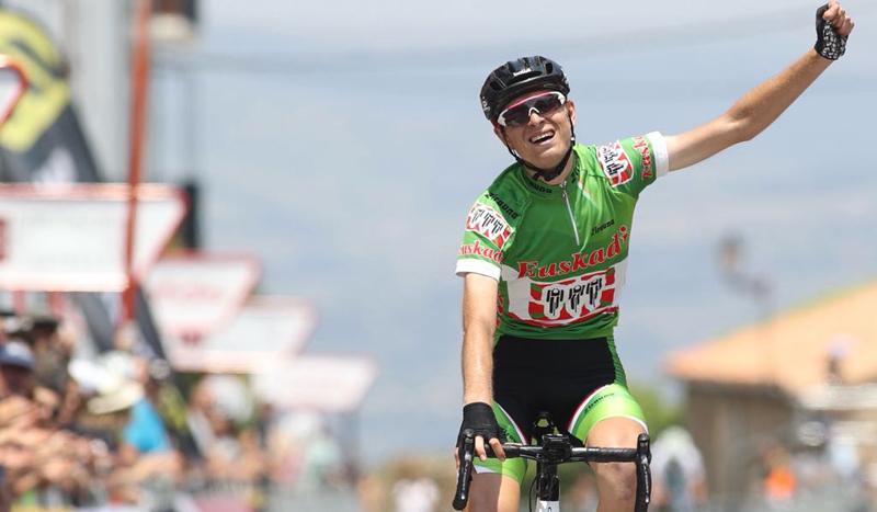 El vizcaíno Íñigo Elosegui, campeón de España sub23