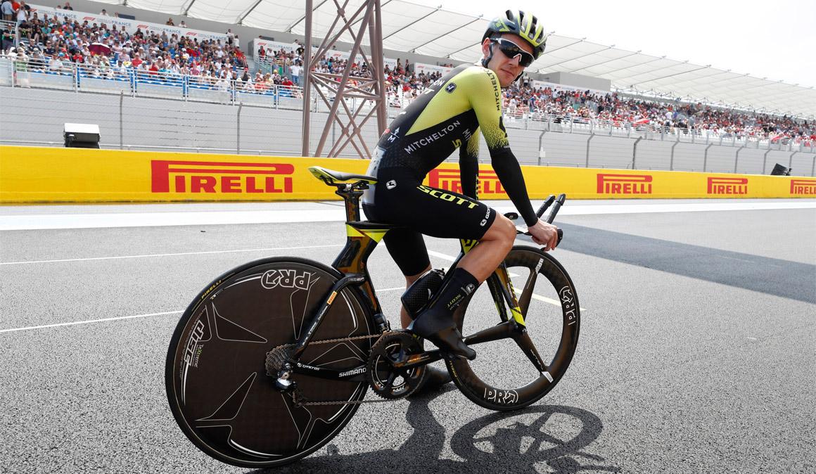 Pirelli y Mitchelton-Scott, juntos en el Tour de Francia
