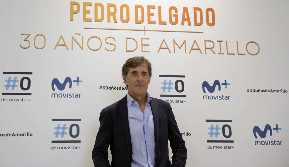 """Pedro Delgado: """"Induráin como compañero fue un caballero"""""""