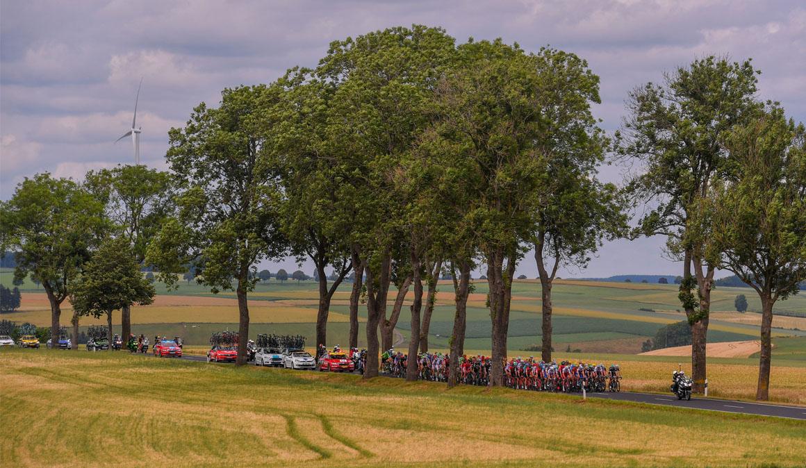 Rutas alternativas para disfrutar del Tour sobre la bicicleta