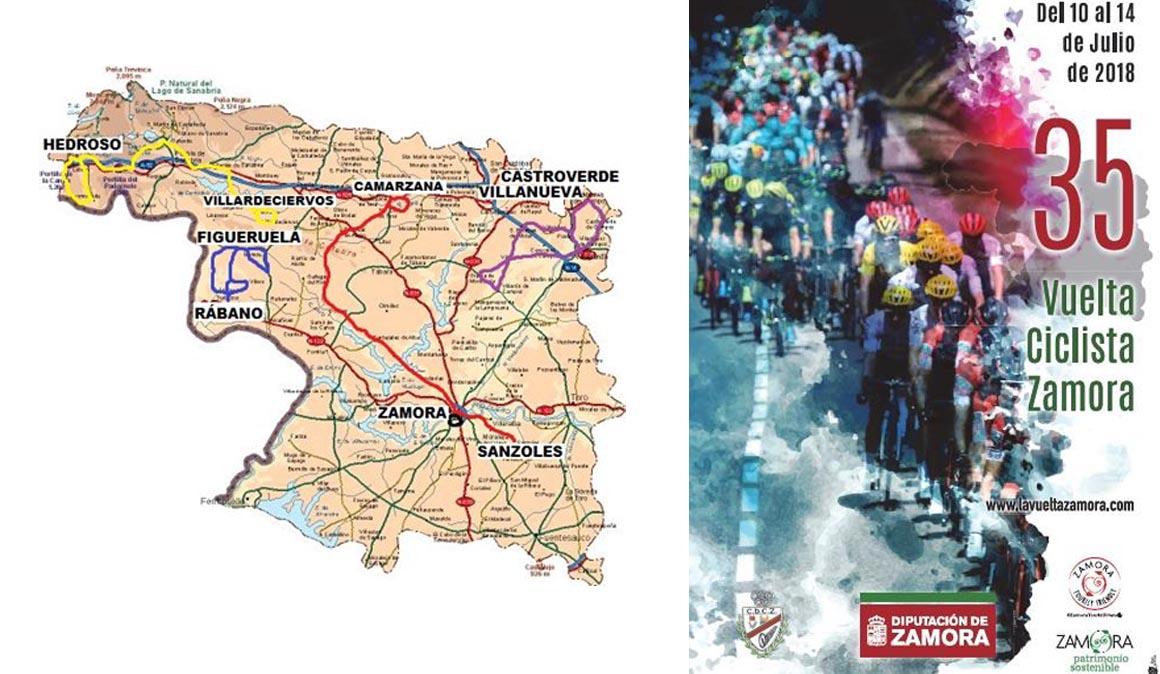 Vuelta a Zamora 2018