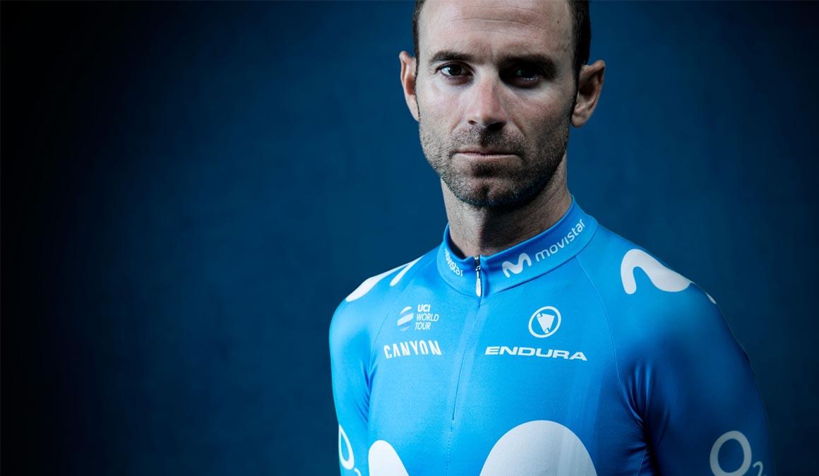 Alejandro Valverde regresa al Tour de Francia