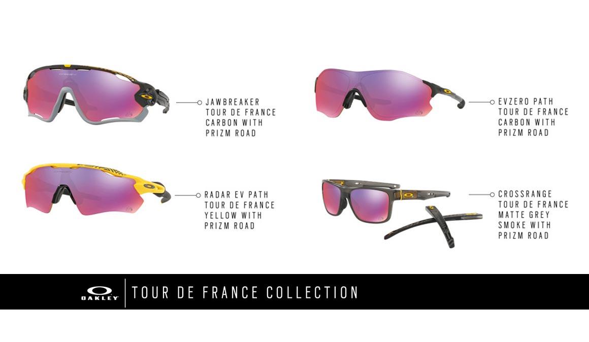Oakley® rinde homenaje al Tour de Francia