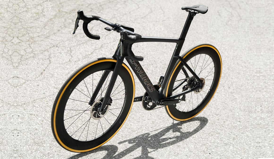 La nueva Specialized S-Works Venge