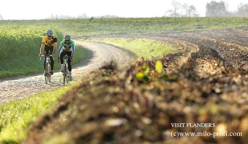 Flandes: paraíso cicloturista