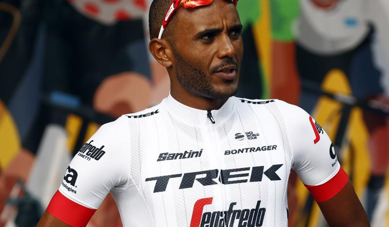 El etíope Tsagabu Grmay es el primer abandono del Tour