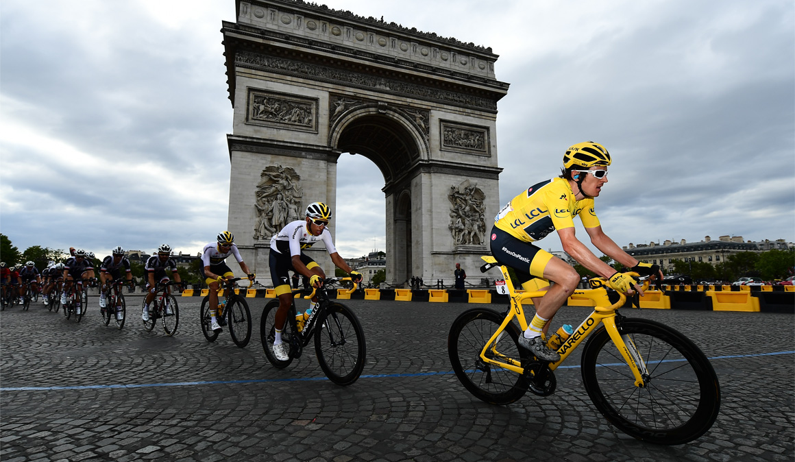 Tour: revive los mejores momentos de cada etapa