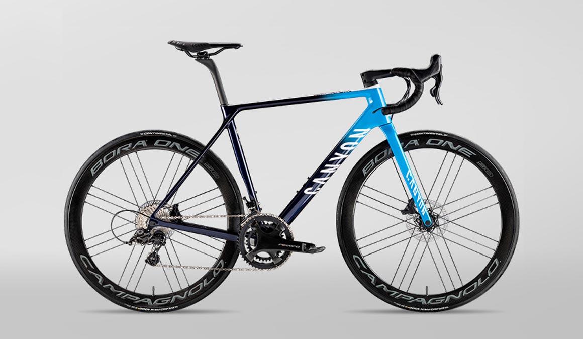 ¿Quieres la bici del Movistar Team?