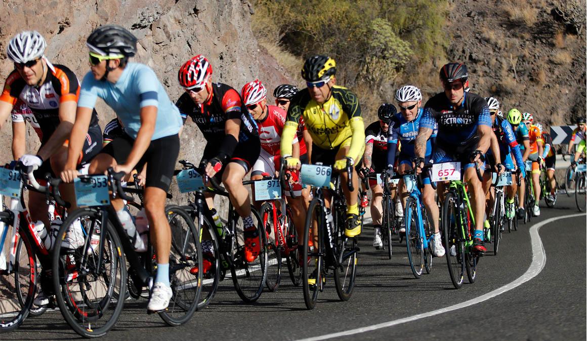 Inscripciones para la Cicloturista Gran Canaria Bike Week
