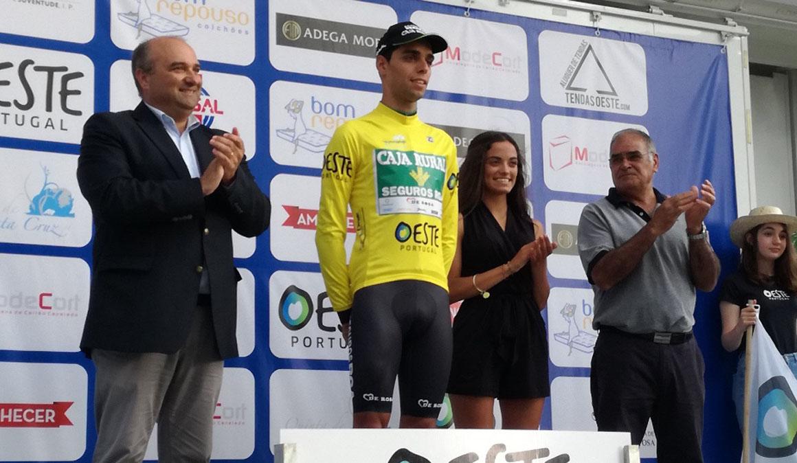 Rafael Reis gana el prólogo del Trofeo Joaquim Agostinho